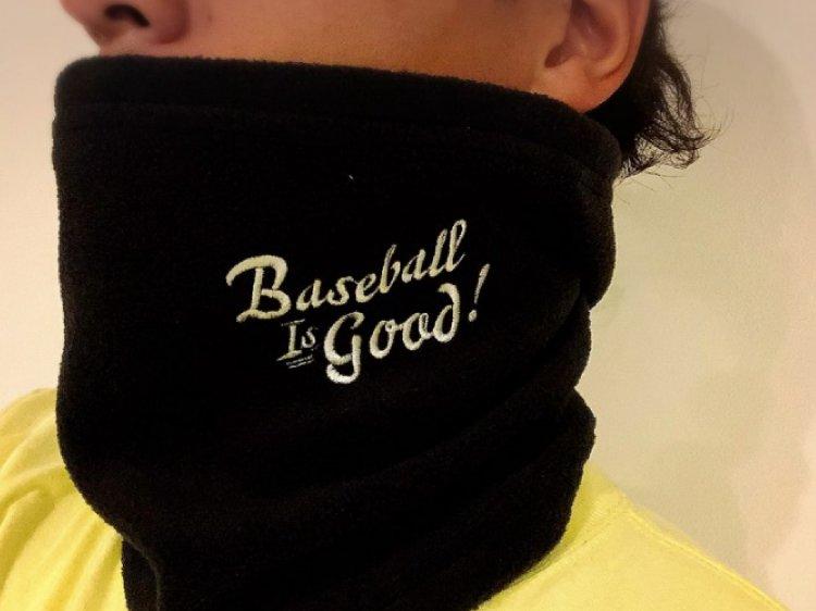 Baseball is Good!ネックウォーマー画像