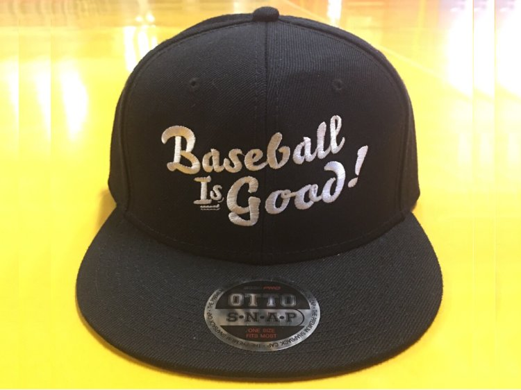 Baseball is Good!キャップ画像