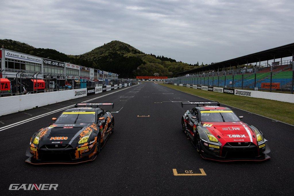 GAINER Supporter SEAT 観戦券+V2指定席セット 第47回サマーエンデュランス鈴鹿10時間耐久レース(SUZUKA 10H)の画像