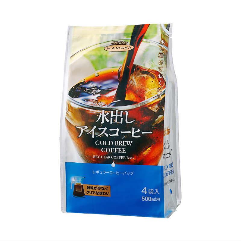 コールドブリュー 水出しアイスコーヒー 35g×4袋画像