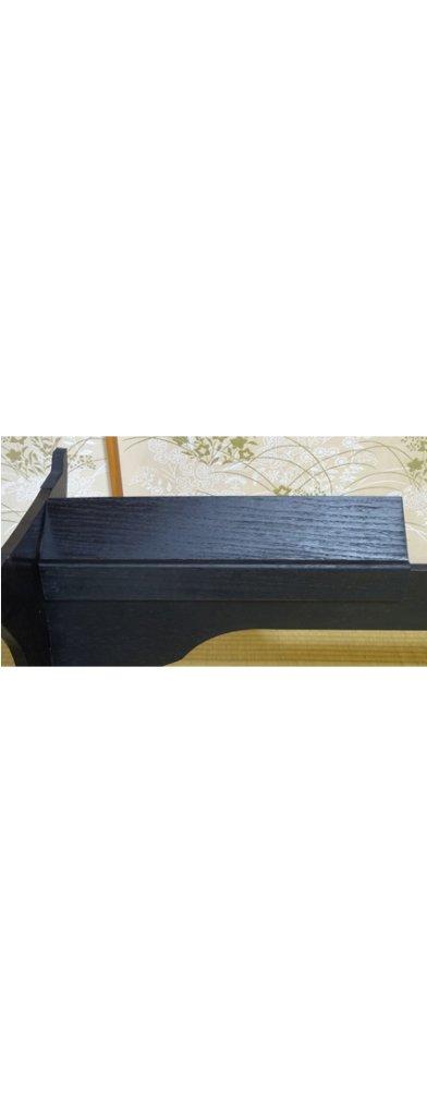 13絃用立奏台用、小反響板、桐材の画像