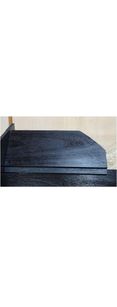 20・25絃用立奏台用、小反響板、桐材の画像