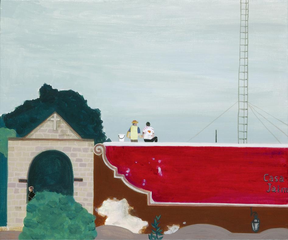02. アドリア海のペンキ塗り画像