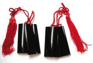 四ツ竹:琉球民謡楽器画像