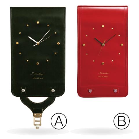 ランドセル時計の画像