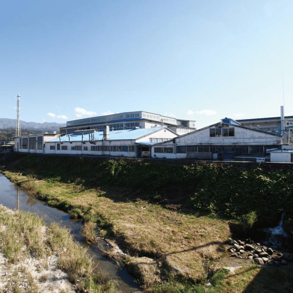 宮内産業(長野県飯田市)外観