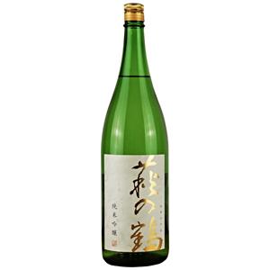 萩の鶴 純米吟醸画像