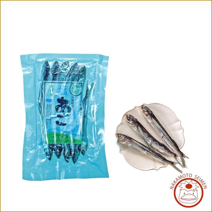 塩あご 100g 袋  食通に大人気・新上五島産 飛魚(あご)・酒の肴にもオススメ画像