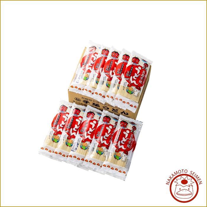 バラキン麺詰合せ(あごだしスープ付)15袋 箱|ウチご飯や業務用に最適|おっどん亭開店・バラモンキング応援画像
