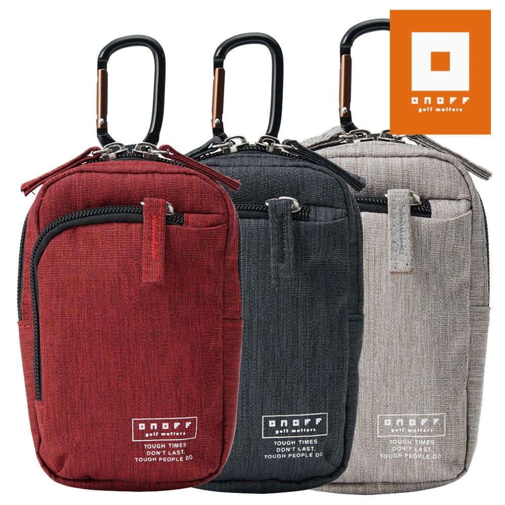 オノフ ONOFF 2020年モデル 男女兼用 マルチケース OA2220 全3色画像