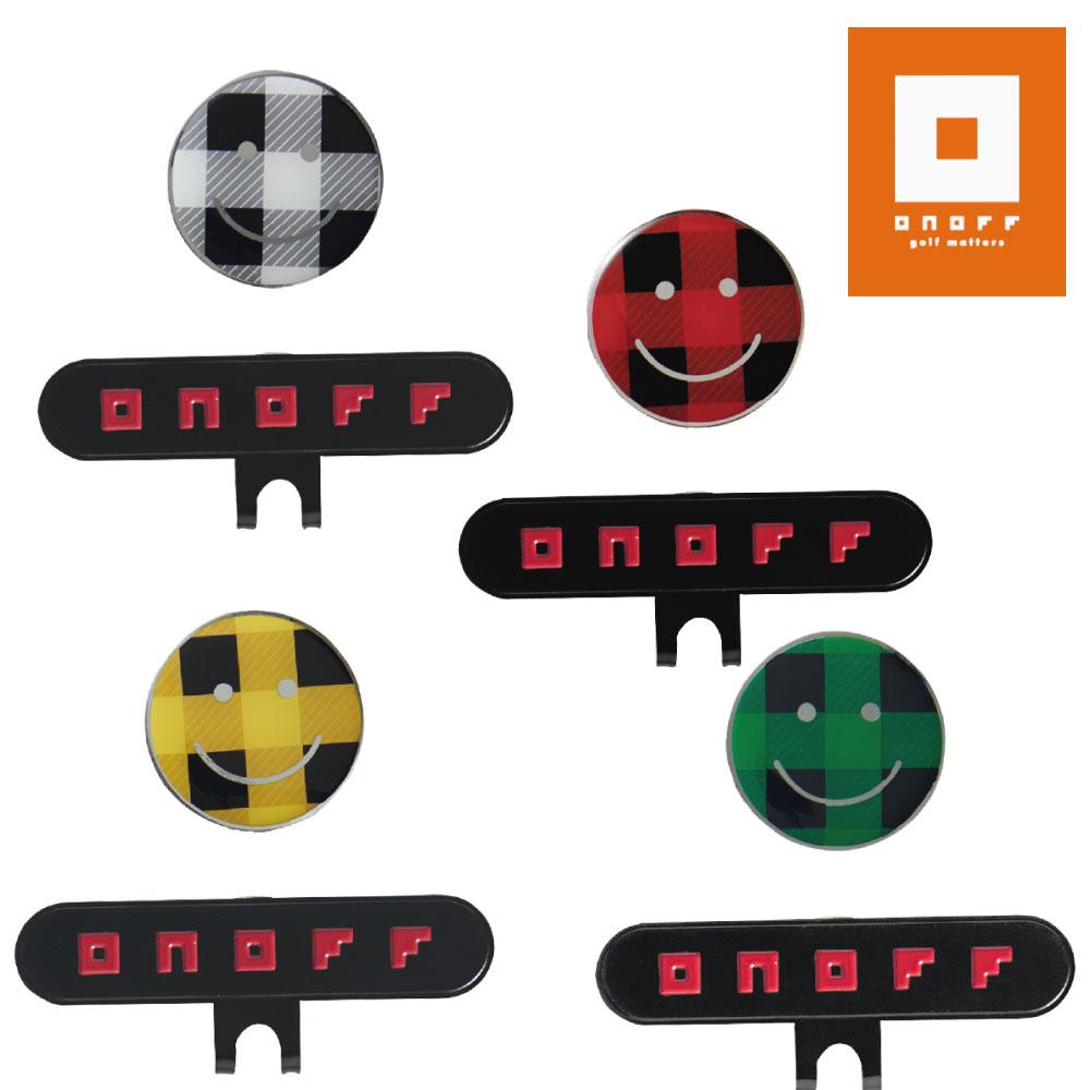送料無料 オノフ ONOFF メンズ レディース キャップマーカー OQ0917画像