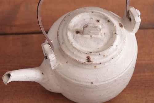 中西申幸 土瓶画像