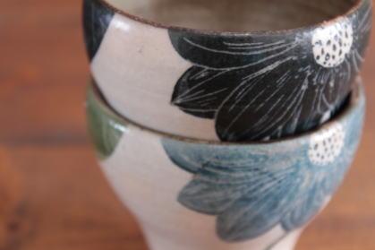 大谷桃子 ハスの花フリーカップ画像
