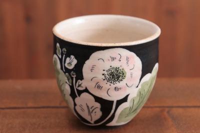 大谷桃子 桃色菊フリーカップ画像