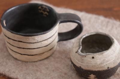 宇田令奈 たてマグカップ小画像