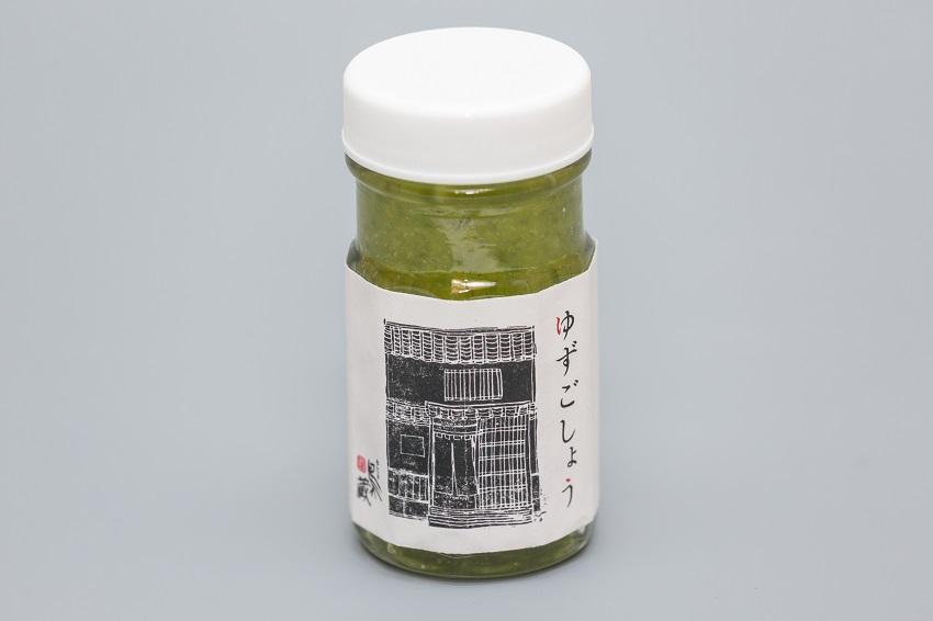 信州福味鶏水炊き用 ゆずごしょう画像