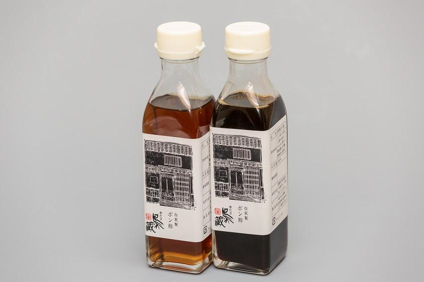 信州福味鶏水炊き用 自家製ポン酢 2種類画像