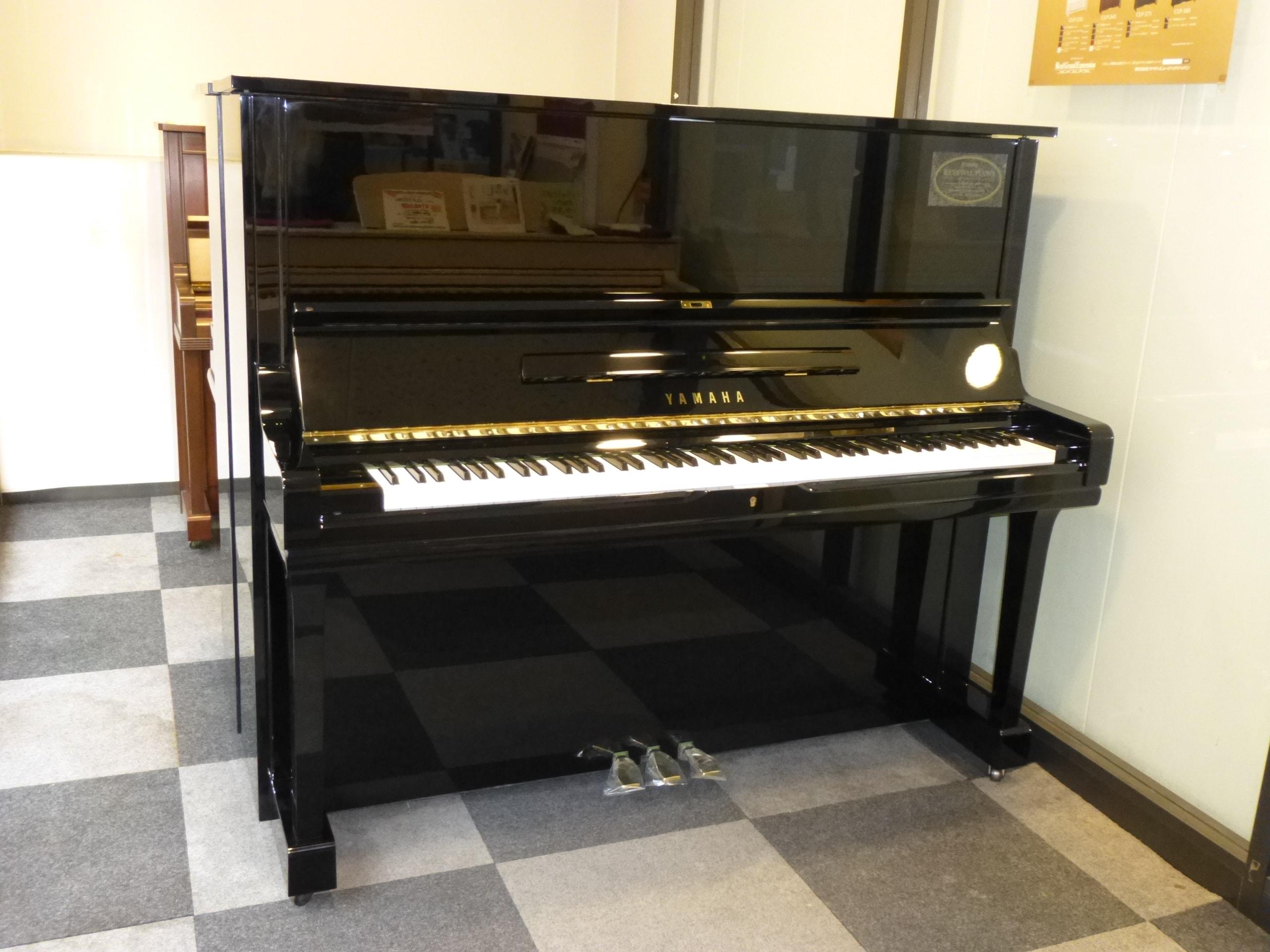 ヤマハ中古ピアノU3A画像