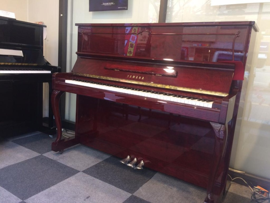 ヤマハ中古ピアノ U10Bicの画像