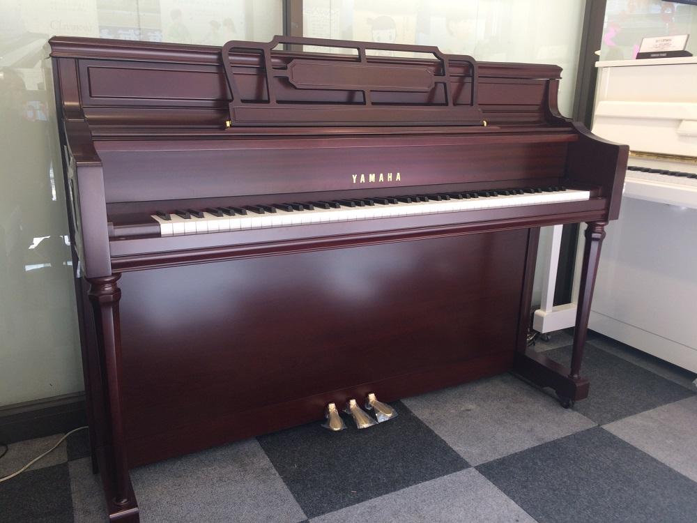 ヤマハ中古ピアノ M2SDW画像