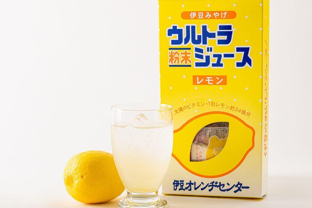 ウルトラ粉末レモンジュース画像