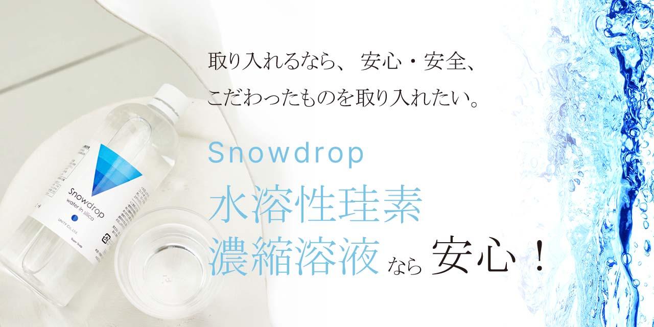 スノードロップの商品画像