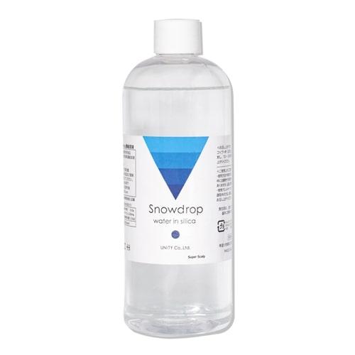 Snowdrop~濃縮溶液~500ml 水溶性ケイ素の持つパワーで健康をつくる画像