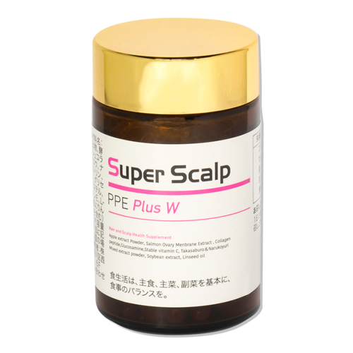 スーパースカルプPPEプラスW 女性の育毛、薄毛・かゆみ・脱毛の予防、発毛促進、養毛に!画像