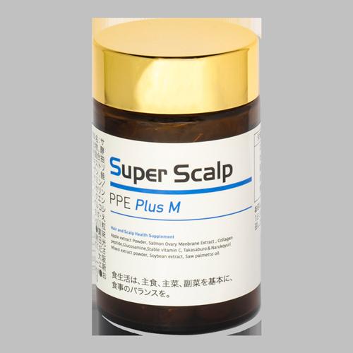 スーパースカルプPPEプラスM 男性の育毛、薄毛・かゆみ・脱毛の予防、発毛促進、養毛に!画像