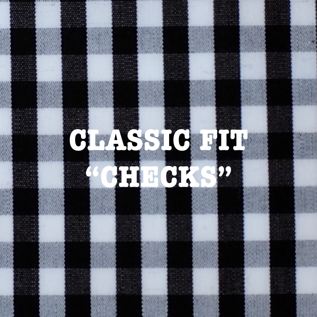 """INDIVIDUALIZED SHIRTS """"EASY ORDER"""" CLASSIC FIT (CHECK)画像"""