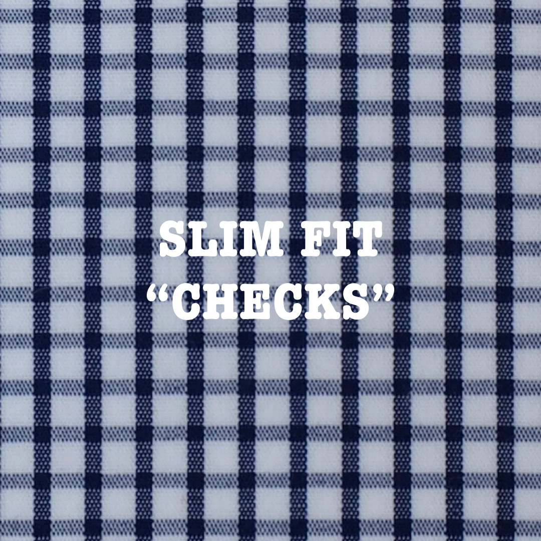 """INDIVIDUALIZED SHIRTS """"EASY ORDER"""" SLIM FIT (CHECK)画像"""