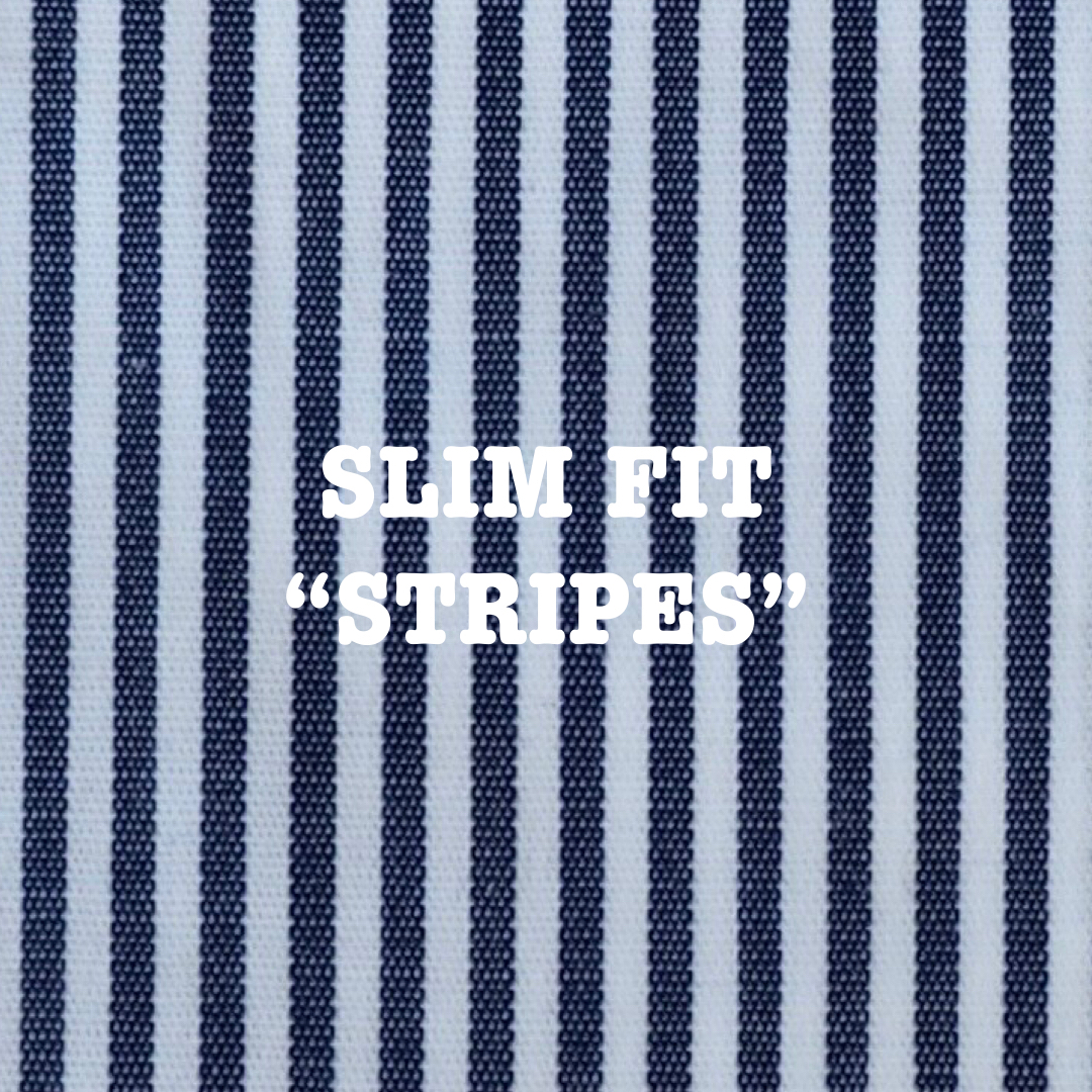 """INDIVIDUALIZED SHIRTS """"EASY ORDER"""" SLIM FIT (STRIPE)画像"""