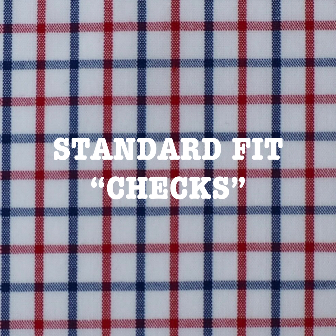 """INDIVIDUALIZED SHIRTS """"EASY ORDER"""" STANDARD FIT (CHECK)画像"""