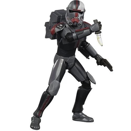 Star Wars The Black Series Bad Batch Clone Hunter 6-Inch Action Figure画像