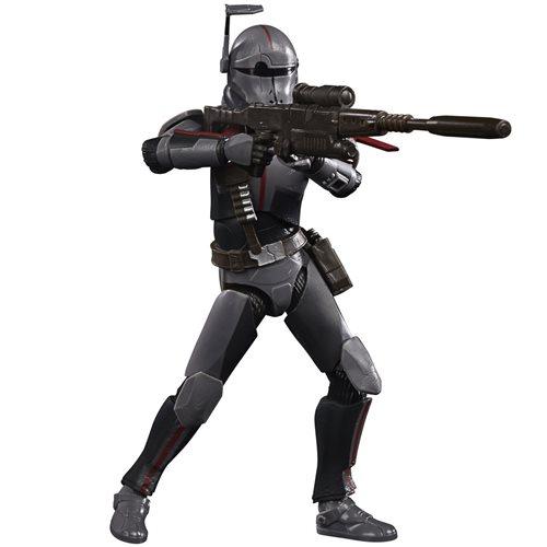 Star Wars The Black Series Bad Batch Crosshair 6-Inch Figure画像