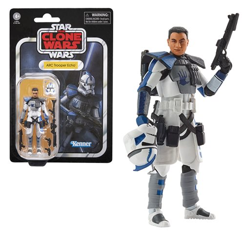 Star Wars The Vintage Collection ARC Trooper Echo 3 3/4-Inch Action Figure画像