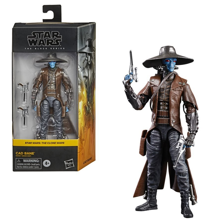 Star Wars The Black Series Cad Bane 6-Inch Action Figure画像