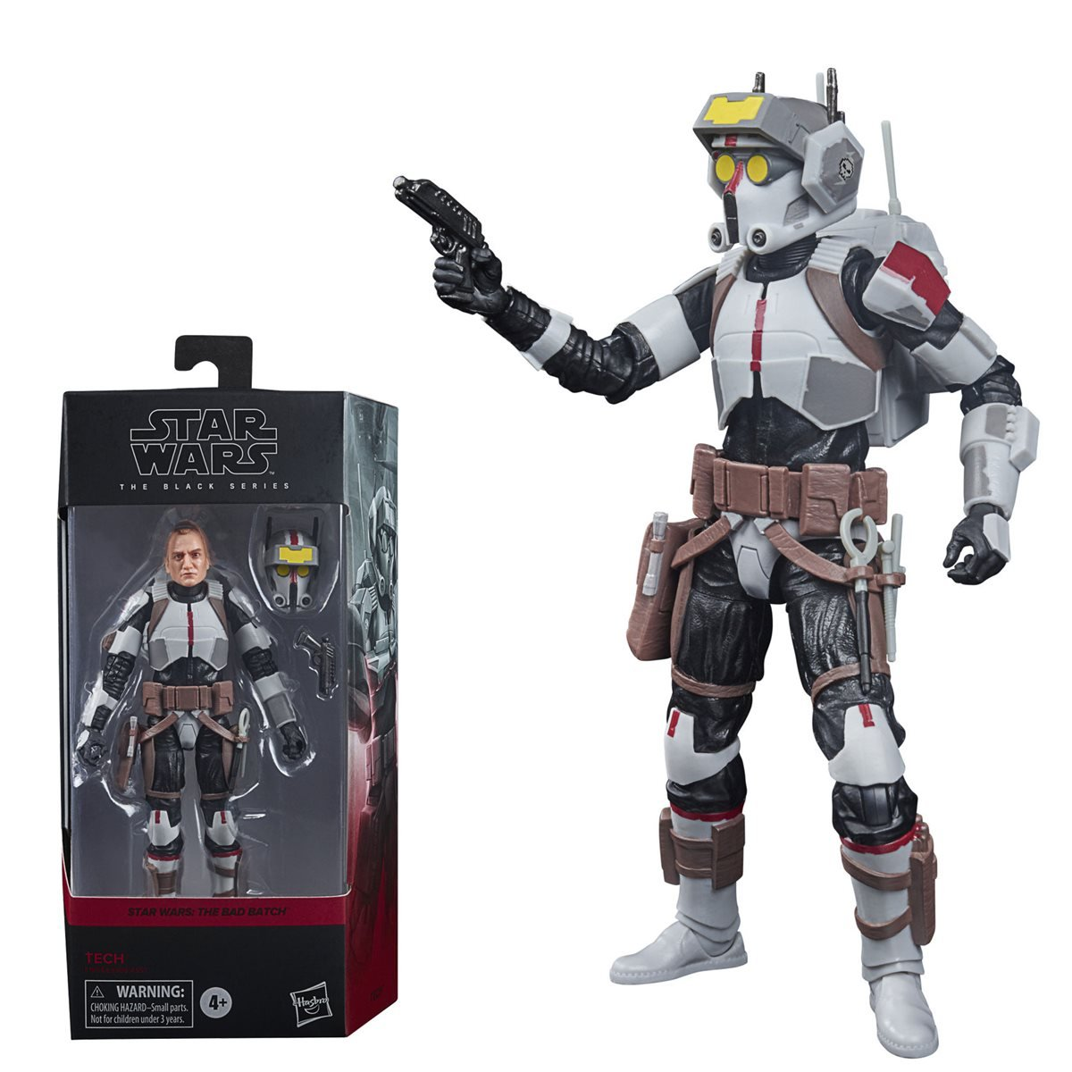 Star Wars The Black Series Tech 6-Inch Action Figure画像