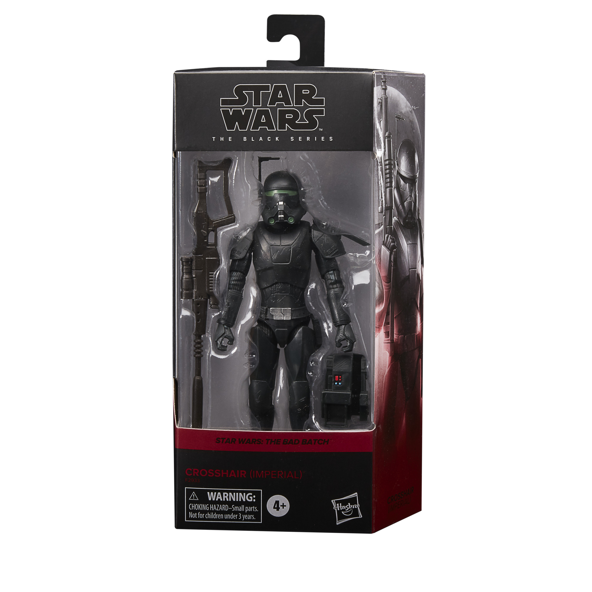 Star Wars The Black Series Crosshair Imperial 6-Inch Action Figure画像