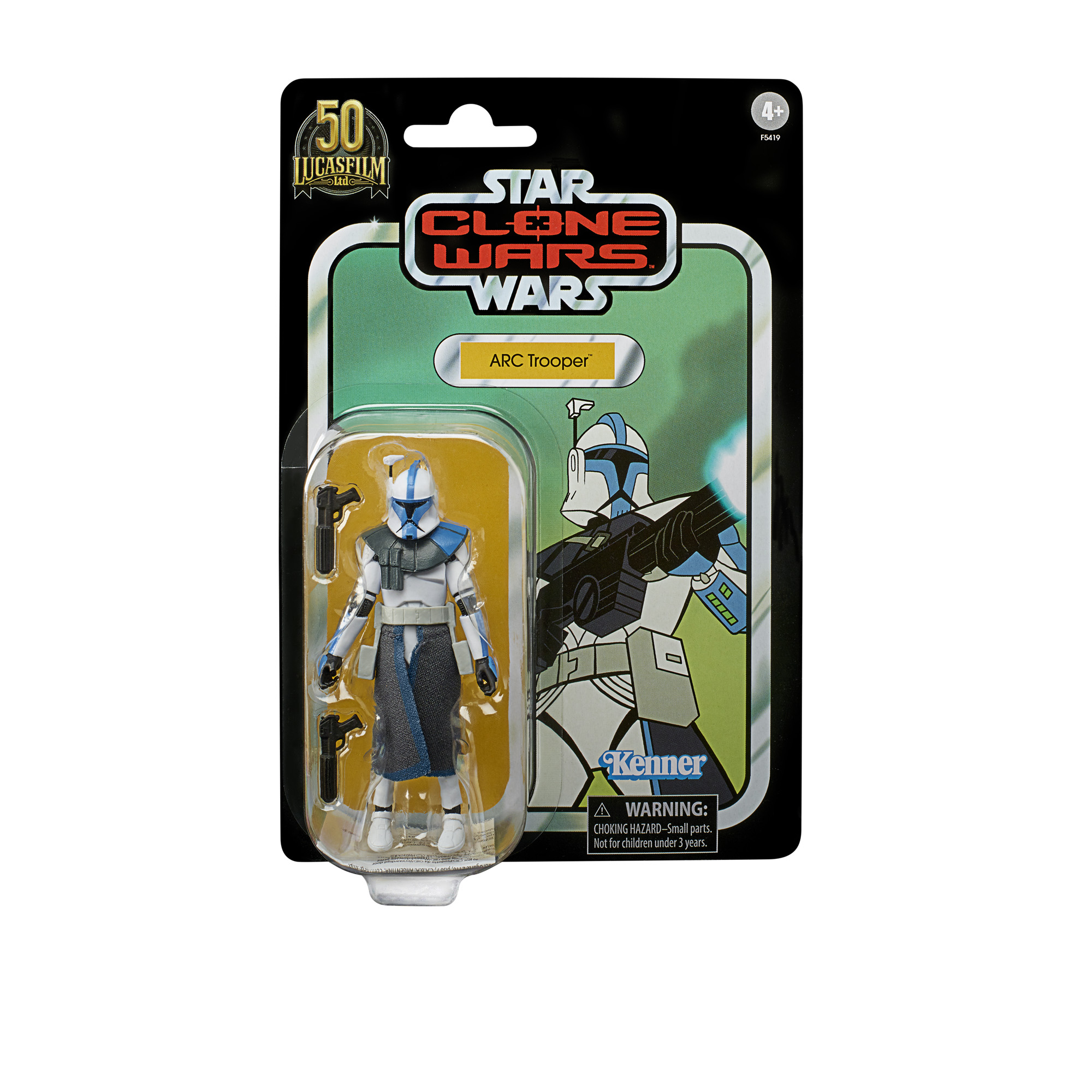Star Wars The Vintage Collection Star Wars: Clone Wars ARC Trooper 3 3/4-Inch Action Figure画像
