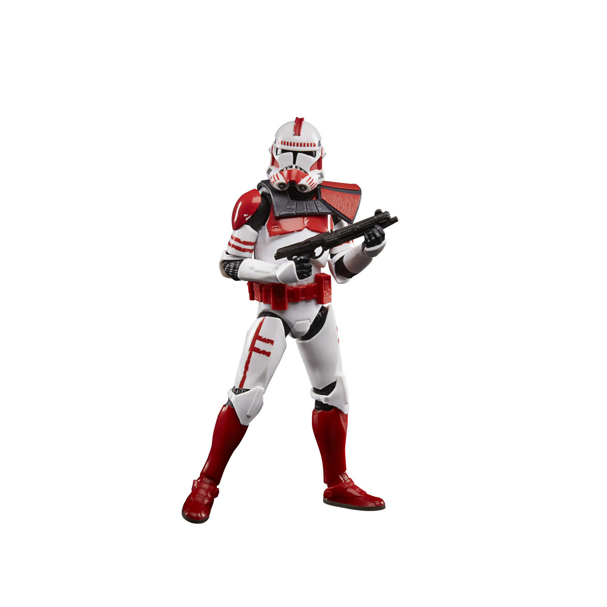 Star Wars The Black Series Imperial Clone Shock Trooper 6-Inch Action Figure画像