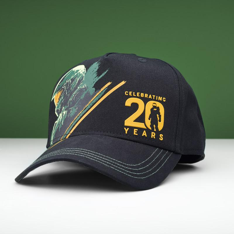 Halo 20th Anniversary Snapback画像