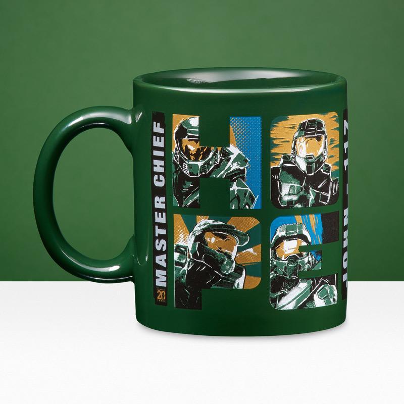 Halo 20th Anniversary Ceramic Mug画像