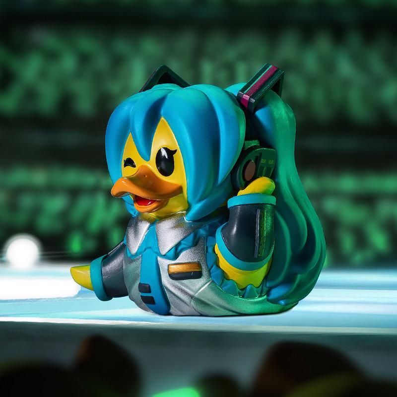 Hatsune Miku TUBBZ Cosplaying Duck画像