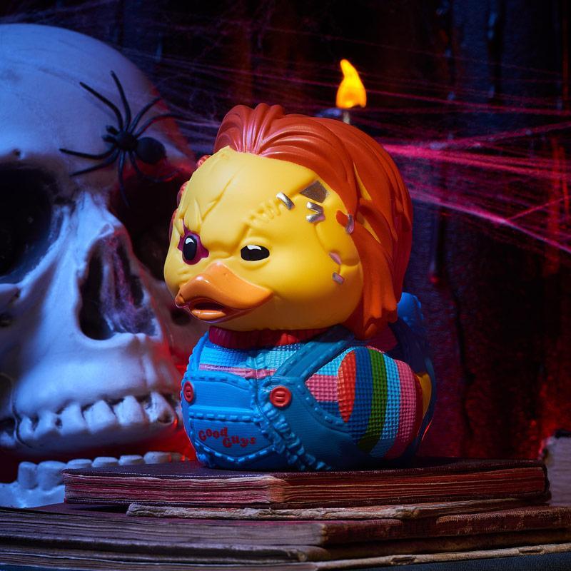 Chucky Scarred Chucky TUBBZ Cosplaying Duck画像