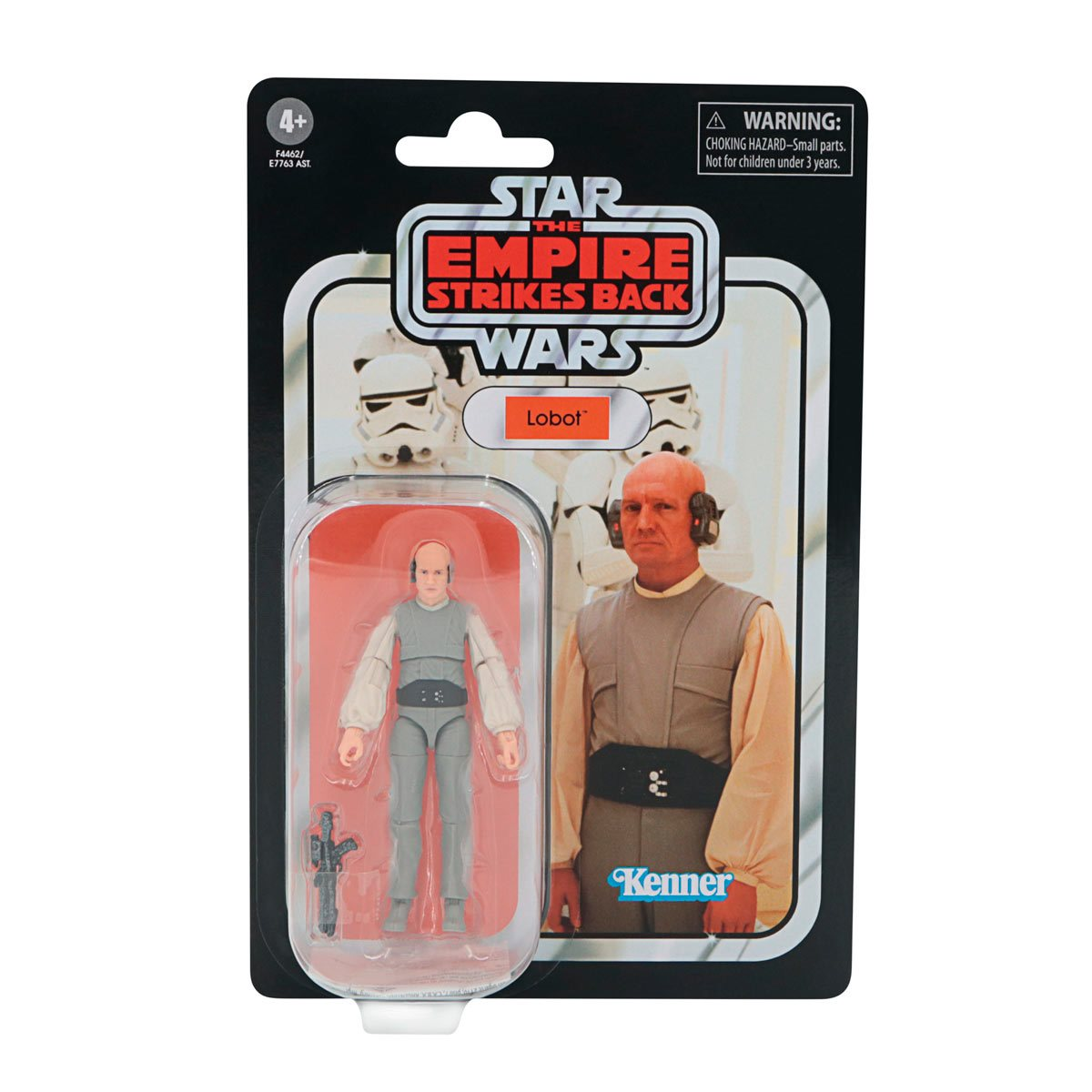 Star Wars The Vintage Collection Lobot 3 3/4-Inch Action Figure画像