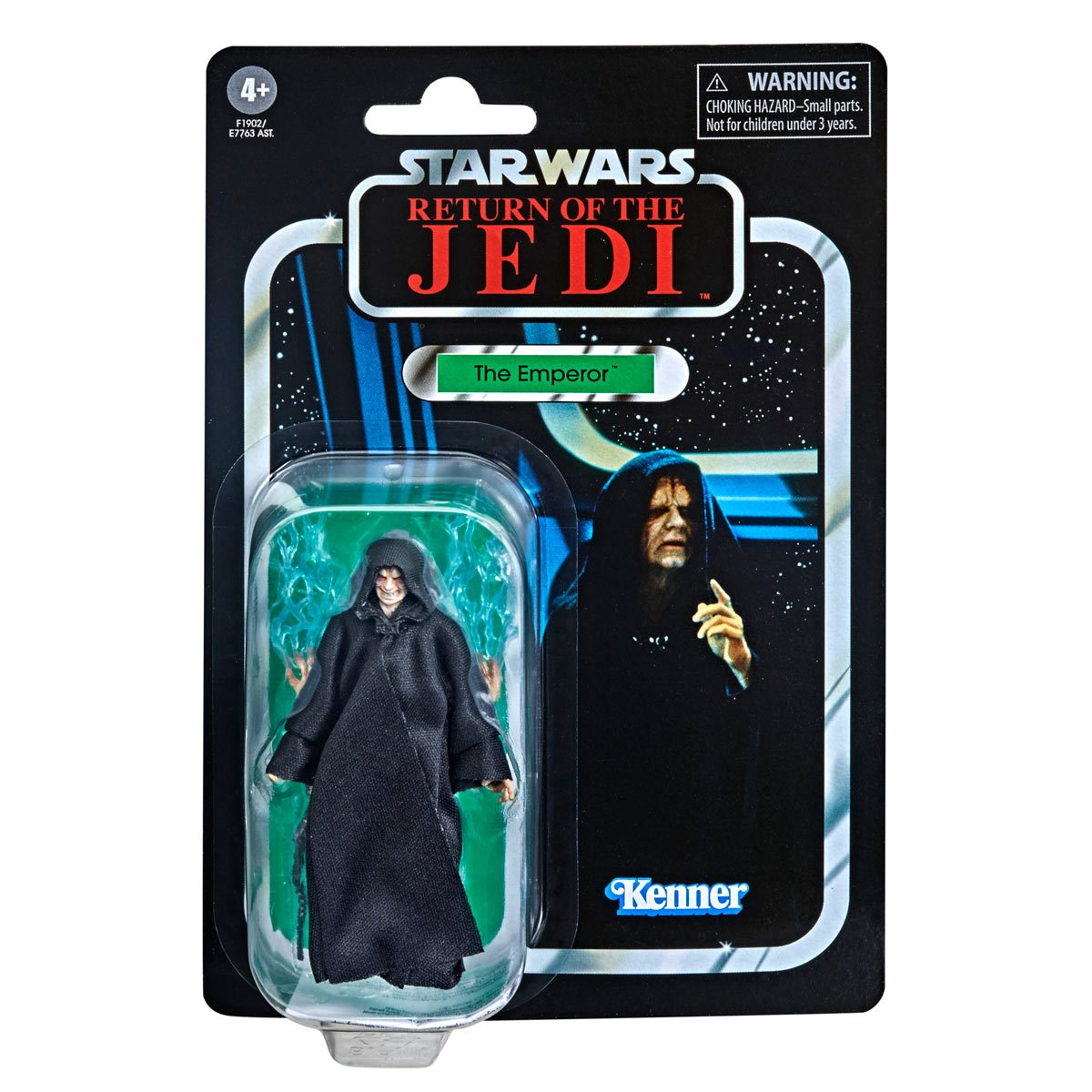 Star Wars The Vintage Collection The Emperor 3 3/4-Inch Action Figure画像