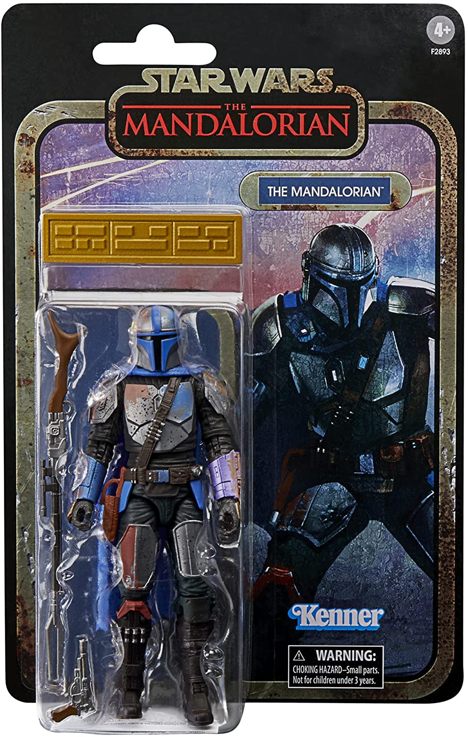 Star Wars The Black Series Credit Collection The Mandalorian 6-Inch Action Figure画像