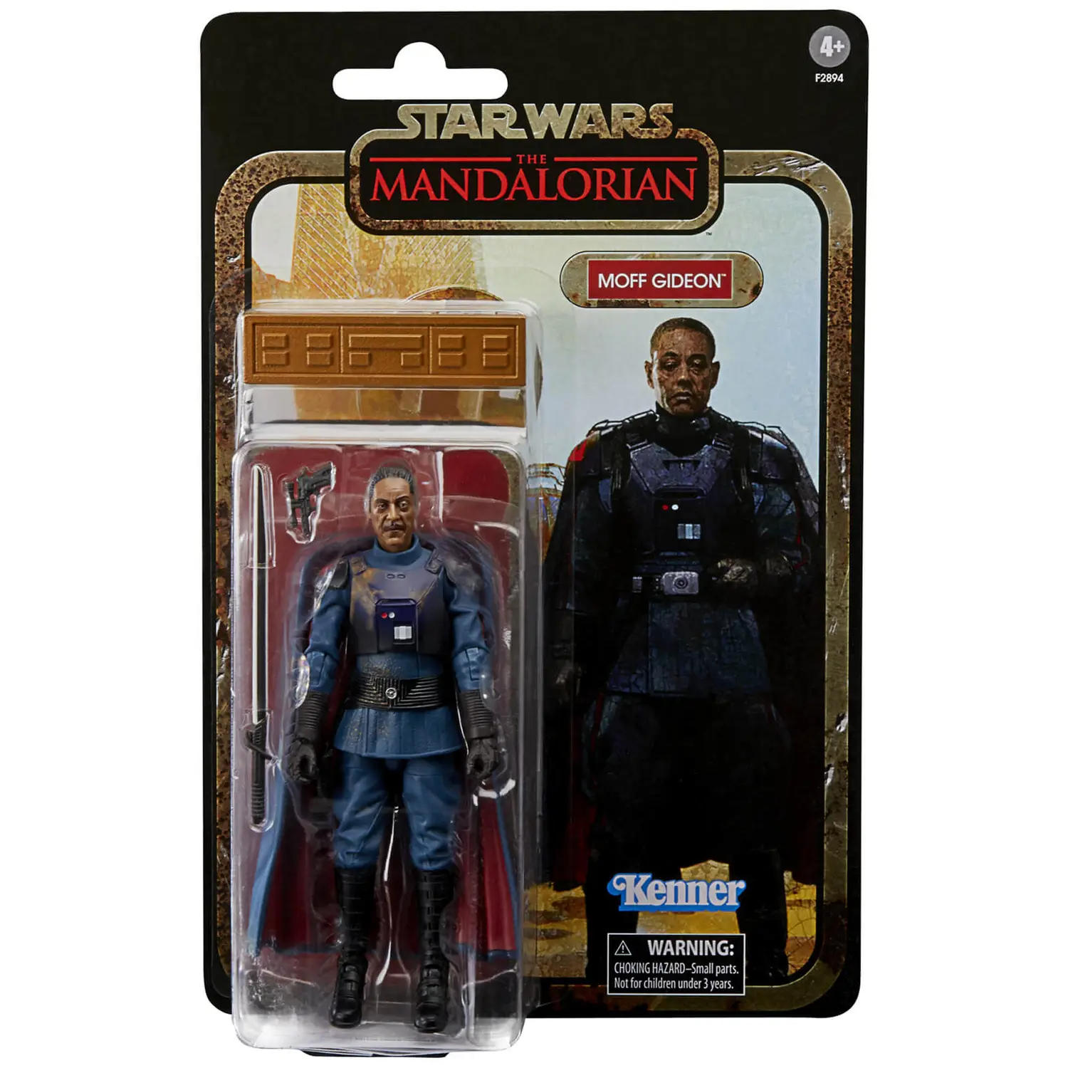 Star Wars The Black Series Credit Collection Moff Gideon 6-Inch Action Figure画像