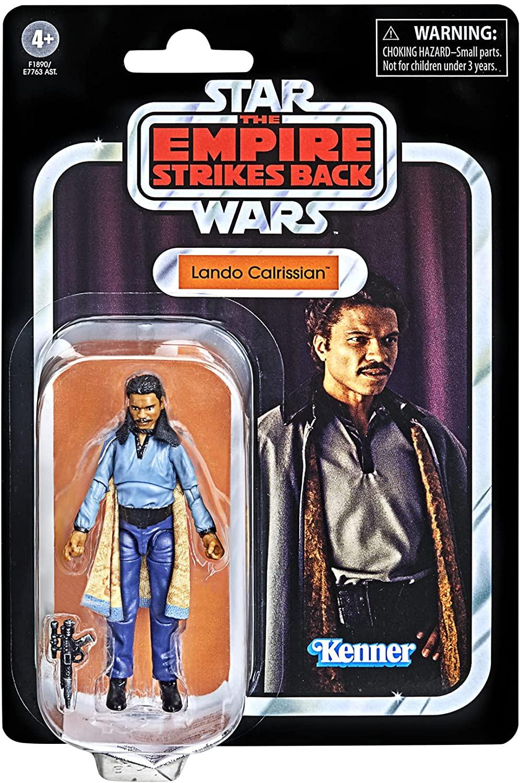 Star Wars The Vintage Collection Lando Calrissian 3 3/4-Inch Action Figure画像